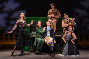 Peterborough Players Second Company to Present JAMES AND THE GIANT PEACH