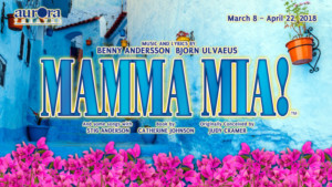 Blockbuster Musical MAMMA MIA! Added to Aurora Theatre 2017-18 Season