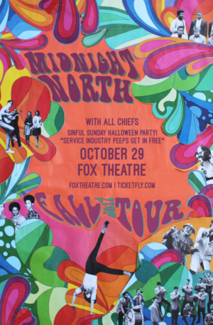 SINFUL SUNDAY HALLOWEEN PARTY! Comes to Fox Theatre 10/29