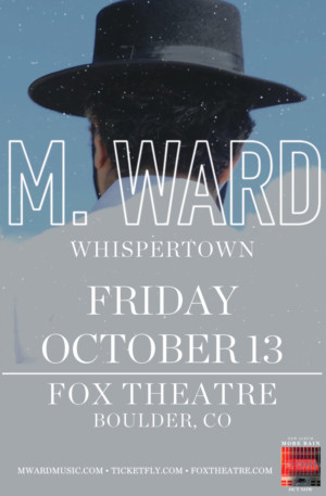 M. Ward to Play Fox Theatre This Fall