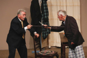 Cranky Comics Take Center Stage in Classic Comedy from Neil Simon