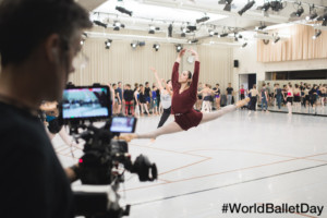 The National Ballet of Canada Celebrates WORLD BALLET DAY 10/5