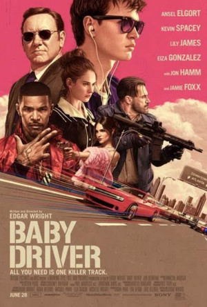 SHOWTIME to Air Television Premiere of BABY DRIVER