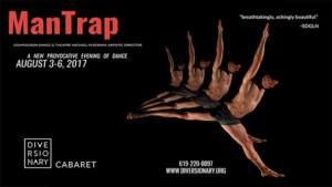 Diversionarypresents MANTRAP As Part of its Cabaret Series