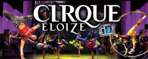 CIRQUE ELOIZE iD Comes to Patchogue Theatre