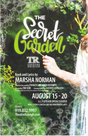 Theatre Raleigh Hosts THE SECRET GARDEN to Support Haven House