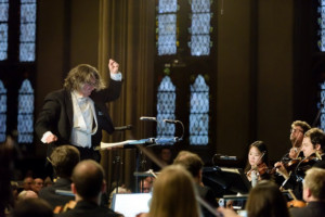 Trinity's 2017-18: Time's Arrow Webern Festival, Bernstein Centennial, 150 PSALMS Comes to Lincoln Center