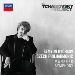Semyon Bychkov and the Czech Philharmonic Release MANFRED SYMPHONY, 8/25