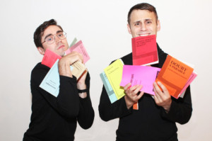 New Team Honeybear Announces World Premiere of THAT'S NOT A PLAY