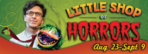 LITTLE SHOP OF HORRORS Comes to Gateway Playhouse
