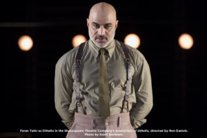 Faran Tahir Returns to Shakespeare Theatre Company to Play OTHELLO at Free For All