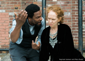 Reginald Andre Jackson Stars in a Dynamic Staging of HAMLET