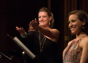 Resident Ensemble of Professional Opera Singers Selected for AOP Training Program