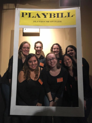 AVENUE Q Hosts Young Professionals Night Out At Playhouse on Park