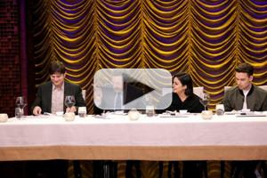 VIDEO: Ashton Kutcher, Vanessa Hudgens & Liam Payne Play 'Secret Ingredient' on TONIGHT