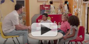 VIDEO: Jimmy Kimmel Talks to Kids About New Version of Health Care Plan