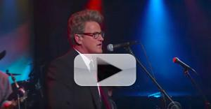 VIDEO: Joe Scarborough Performs 'Monkey House' from New EP on LATE SHOW