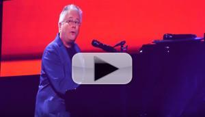 VIDEO: Alan Menken Performs Medleys of Disney Favorites at D23