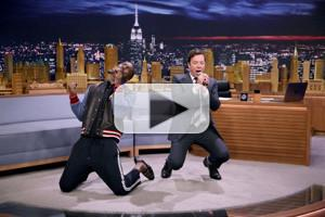 VIDEO: Idris Elba TakesOn the Google Translate Challenge on TONIGHT SHOW