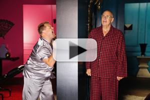 VIDEO: James Corden and Jeffrey Tambor Recreate Classic 'Boy Is Mine' Video