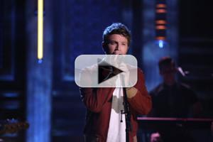 VIDEO: Brett Eldredge Performs 'The Long Way' on TONIGHT SHOW