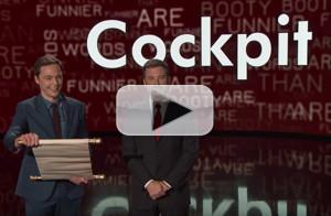 VIDEO: Jimmy Kimmel & Jim Parsons Present the Funniest Words