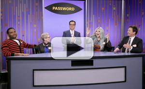 VIDEO: Kesha & Anthony Anderson Compete in Game of 'Password' on TONIGHT SHOW