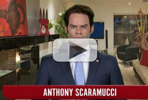 VIDEO: Bill Hader's Anthony Scaramucci Sets the Record Straight on SNL: WEEKEND UPDATE
