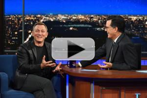 VIDEO: Confirmed! Daniel Craig Will Return As James Bond
