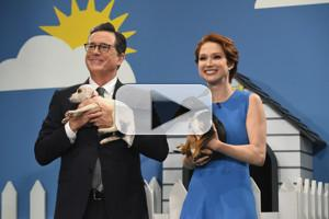 VIDEO: Ellie Kemper Performs A Ballad Inspired By Her Baby's Toy
