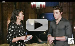 VIDEO: Shawn Mendes Teases His New Version of 'Stitches' For MTV Unplugged
