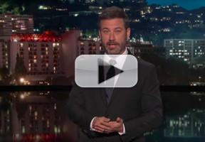 VIDEO: Jimmy Kimmel Slams Ted Cruz for 'Liking' Stepmom Porn