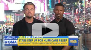 VIDEO: Highlights - Stars Come Out for HAND IN HAND Telethon; Raise Over $44 Million