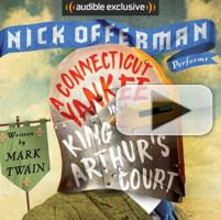 BWW Exclusive: Listen to Nick Offerman Read from A CONNECTICUT YANKEE IN KING ARTHUR'S COURT on Audible!