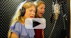 Preview: The Real Frozen Sisters Music Video 'For The First Time In Forever'