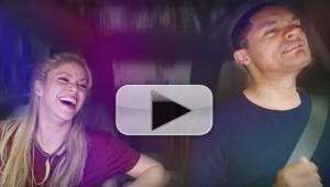 VIDEO: Sneak Peek - Trevor Noah, Shakira & More on Next CARPOOL KARAOKE: THE SERIES
