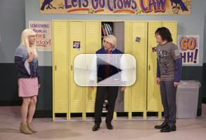VIDEO: Jimmy Fallon & Ben Stiller Recall Their '90's Teen Drama Series 'Speak For Yourself'