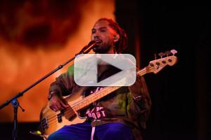 VIDEO: Miguel Performs'Come Through And Chill', 'Skywalker' on LATE SHOW