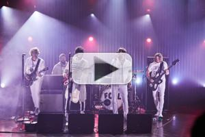 VIDEO: Kasabian Performs 'This Acid House' on LATE LATE SHOW