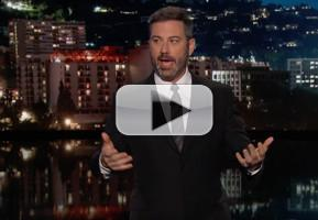 VIDEO: Jimmy Kimmel Shares His Emotional Weekend Over Health Care Battle