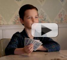 VIDEO: Sneak Peek - 'Rockets, Communist & the Dewey Decimal System' on Next YOUNG SHELDON