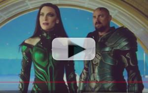 VIDEO: Hela Good! Watch New THOR: RAGNAROK Featurette