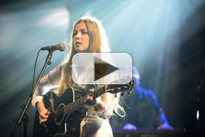 VIDEO: Jade Bird Makes Network TV Debut Performing 'Cathedral' on LATE SHOW
