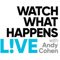 Scoop: WATCH WHAT HAPPENS LIVE WITH ANDY COHEN on BRAVO - 9/10-9/14