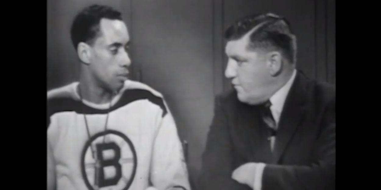Documentary Profiling NHL Pioneer Willie O'Ree to Make ...