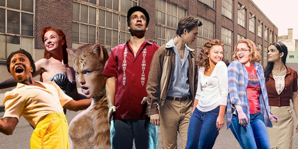 Everything You Need to Know About the Upcoming Movie Musicals!