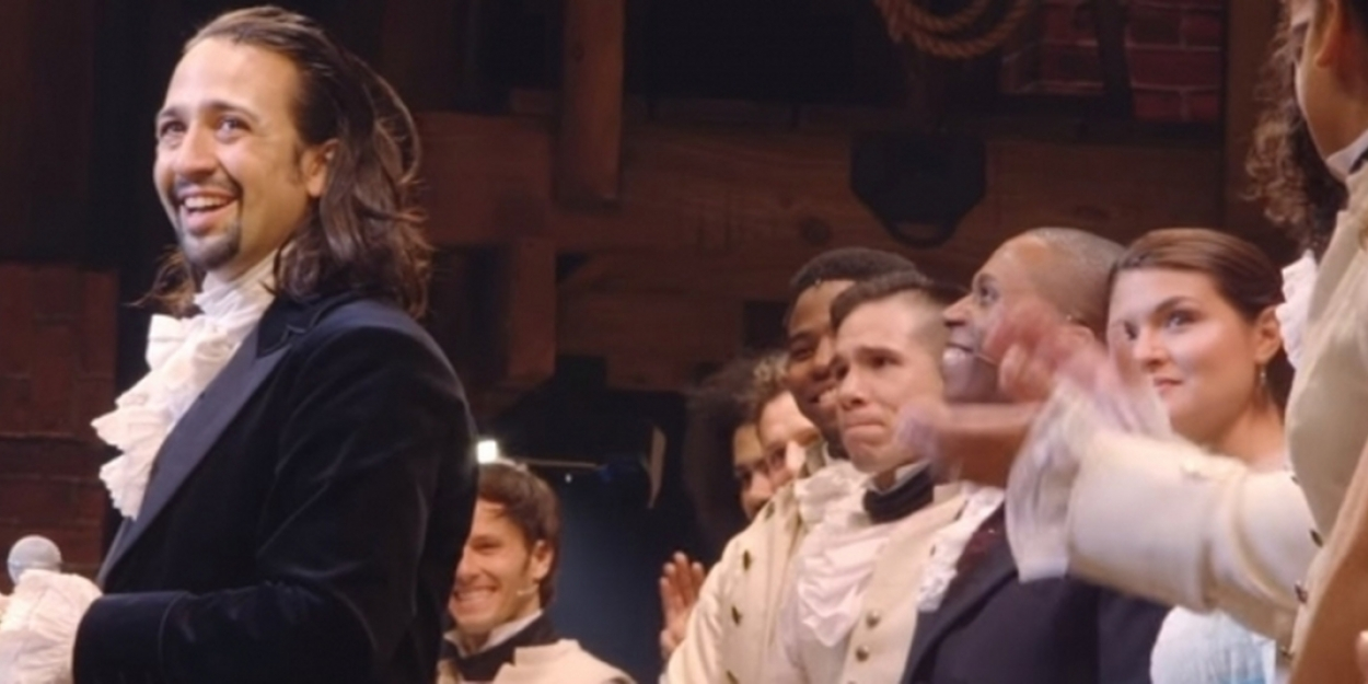 VIDEO: On This Day, August 6- HAMILTON Opens On Broadway!