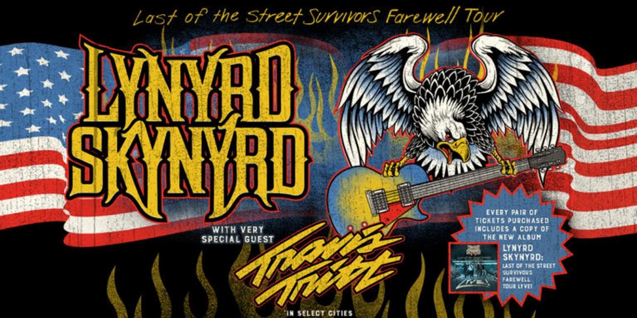 lynyrd skynyrd announces 2020 u s dates for last of the street survivors farewell tour. Black Bedroom Furniture Sets. Home Design Ideas