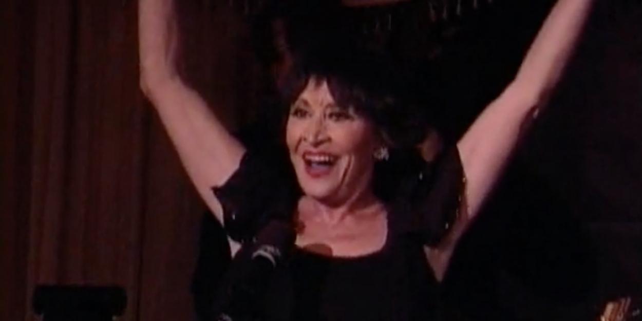Broadway Rewind: Broadway Comes Out to Celebrate Living Legend, Chita Rivera!