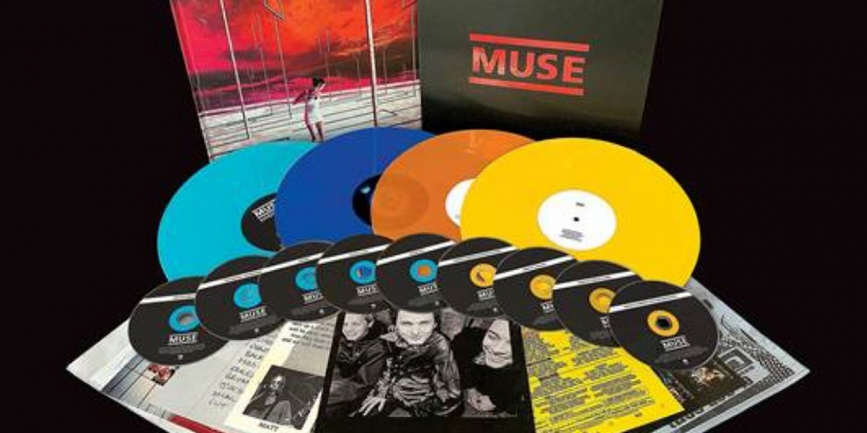 Muse Will Release Origin Of Muse Set Of Cds Vinyls And